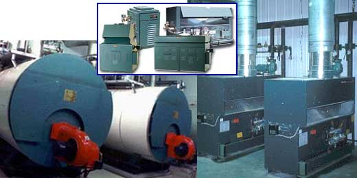 Chism Commercial HVAC/Refrigeration Inc. - Boilers Image | ProView