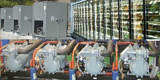 COMMERCIAL & INDUSTRIAL REFRIGERATION - Chism Commercial HVAC/Refrigeration Inc.