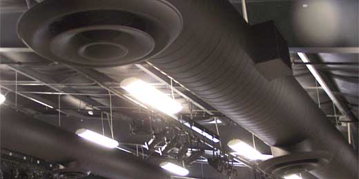 Duct Work & Insulation - Chism Commercial HVAC/Refrigeration Inc.
