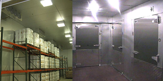 WALK-IN COOLERS & FREEZERS - Chism Commercial HVAC/Refrigeration Inc.